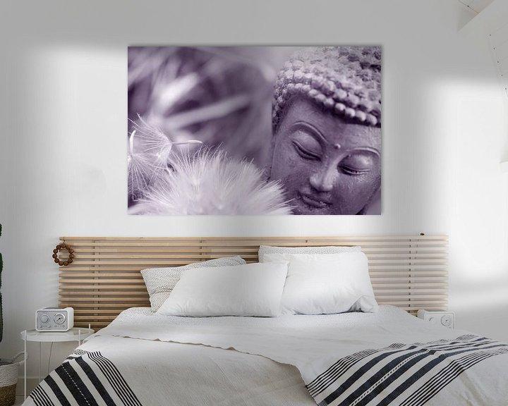 Sfeerimpressie: Bouddha van Martine Affre Eisenlohr