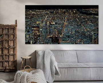 Black New York van Alex Hiemstra