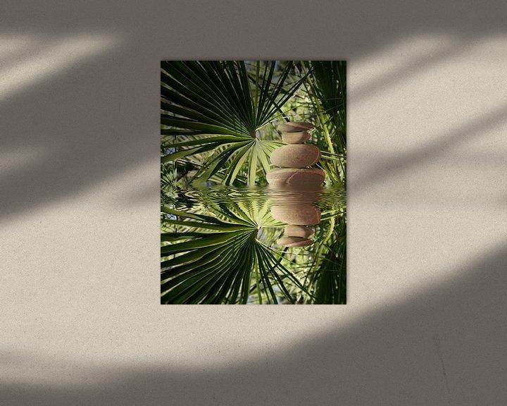 Sfeerimpressie: Zen tropical van Martine Affre Eisenlohr