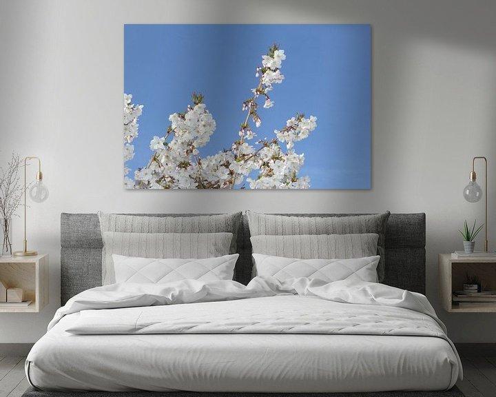 Sfeerimpressie: Japanse bloesem van Inge Hogenbijl