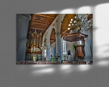 Grote Kerk Leeuwarden sur ArGo - Design