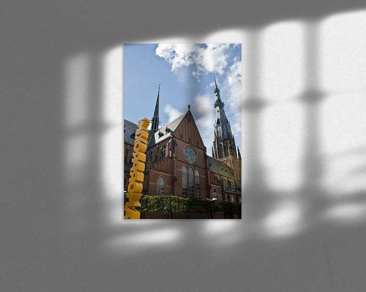 Impression: Bonifatiuskerk Leeuwarden sur ArGo - Design