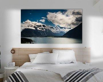 Romsdalsfjord - Norwegen von Ricardo Bouman