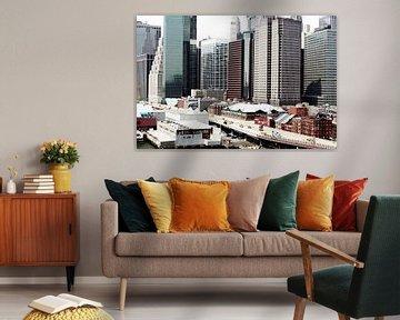 Manhattan von Frank Diepeveen