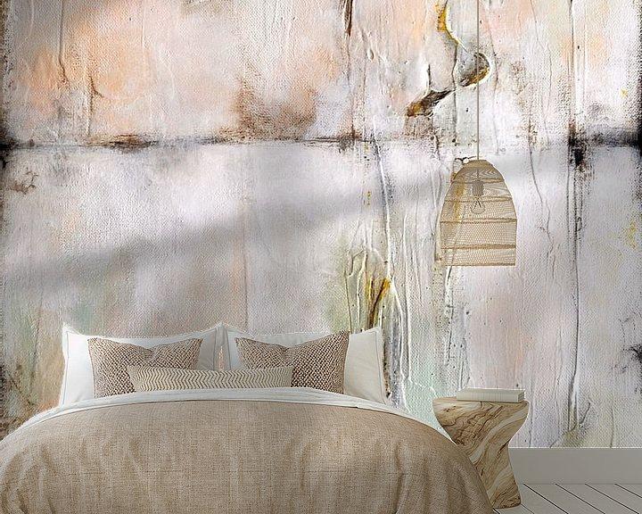 Beispiel fototapete: Winter Textures von Maria Kitano