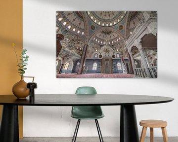 Moskee van Jeroen Hagedoorn