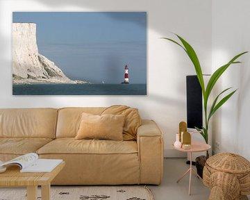 Beachy Head Lighthouse von Sybrand Treffers