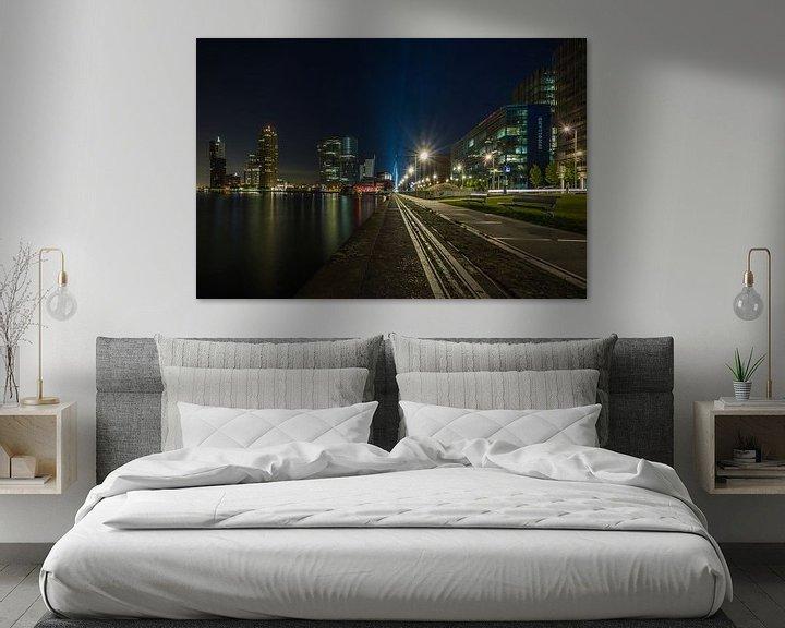 Sfeerimpressie: Rotterdam Rijnhaven en Wilhelminapier van MS Fotografie | Marc van der Stelt