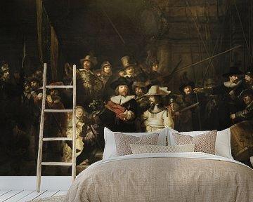 De Nachtwacht, Rembrandt van Rijn