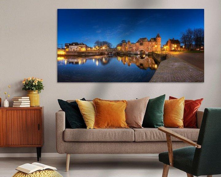 Impression: Medieval gates (panorama) sur Sjoerd Mouissie