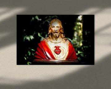 JEZUS BEELD von Dennis Timmer
