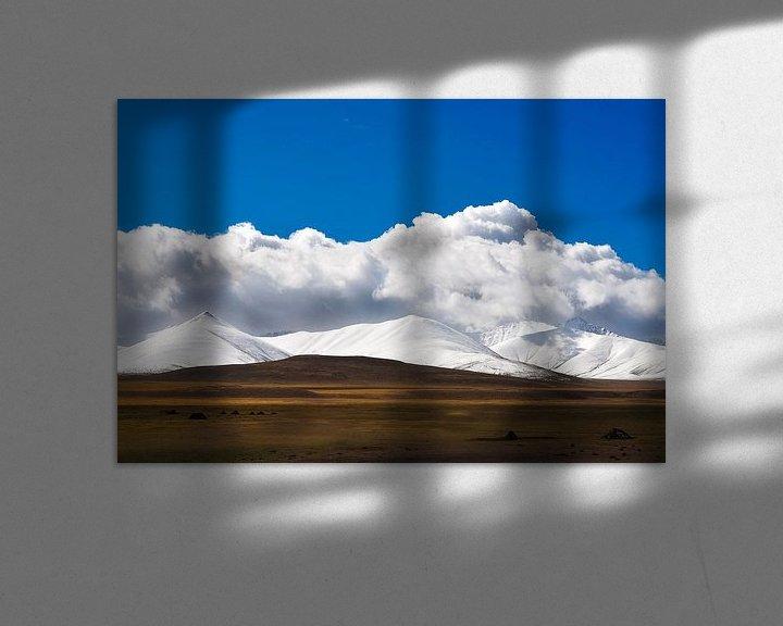 Sfeerimpressie: Beautiful Tibet  van Dennis Timmer