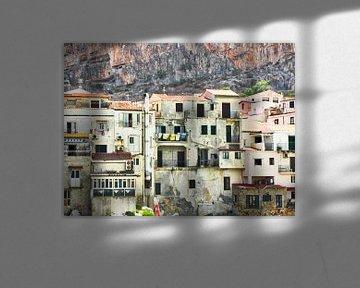 Cefalu Italie van Rob Hermanns Photography