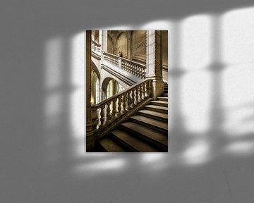 Klassiek traphuis van Arie Mastenbroek