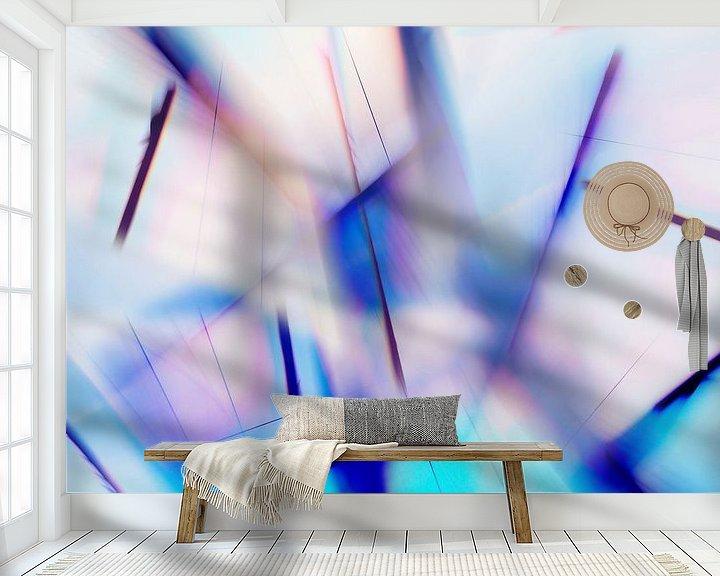 Sfeerimpressie behang: Quantum Entanglement van Insolitus Fotografie