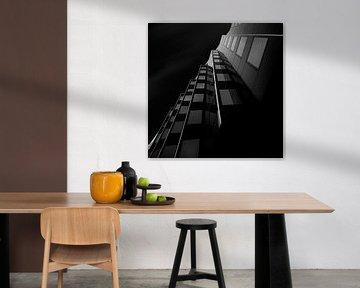 Mono Square Series XLI von Insolitus Fotografie