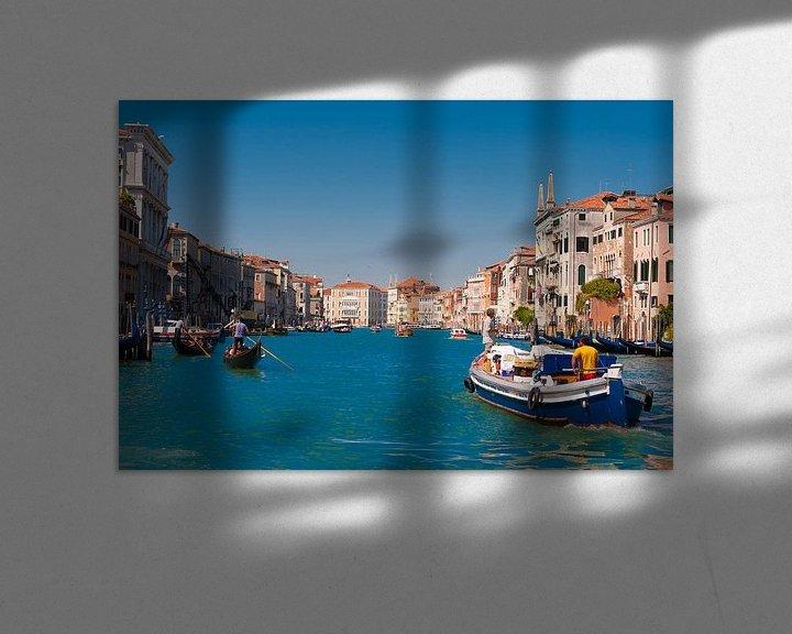 Sfeerimpressie: Venetië  van Brian Morgan