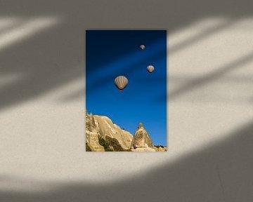 Heißluftballons von Johan Zwarthoed