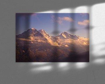 Eiger Mönch Jungfrau sur Menno Boermans