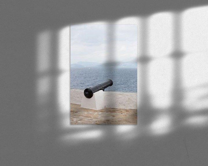 Impression: Eenzaam kanon sur Catching Moments