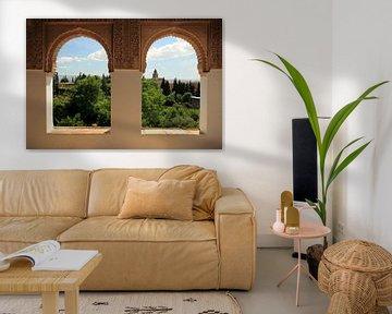 The Two Windows van Cornelis (Cees) Cornelissen