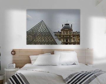Modern en klassiek in het Louvre sur Sean Vos