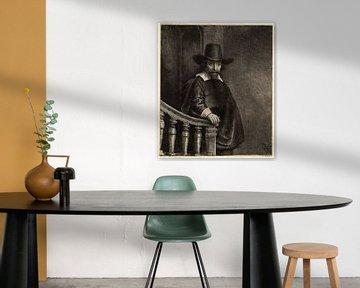 Rembrandt van Rijn,  Ephraim Bonus