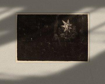 Rembrandt van Rijn der Stern der Könige