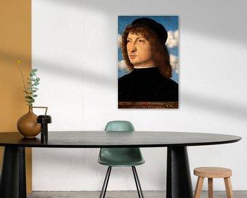 Porträt eines venezianischen Herren, Giovanni Bellini