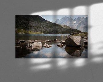 Bergmeer von Arthur van Iterson