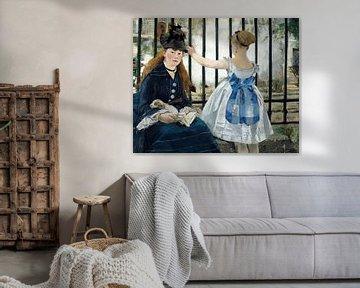 het spoor, Edouard Manet