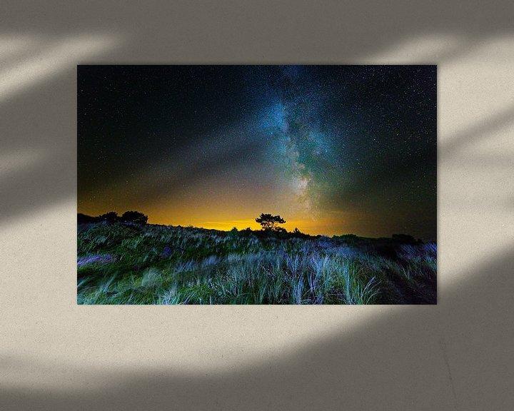 Impression: Voie Lactée Pays-bas sur Anton de Zeeuw