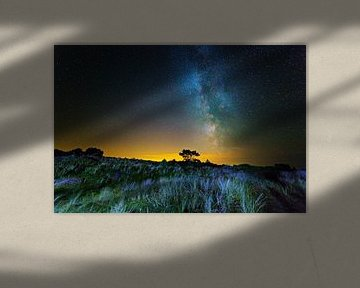 Voie Lactée Pays-bas
