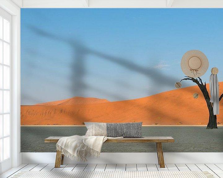 Beispiel fototapete: es ist real von Aline van Weert