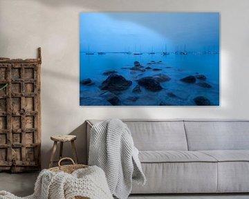 Blauw water Gardameer