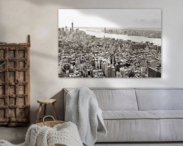 New York in sepia von Teuni's Dreams of Reality