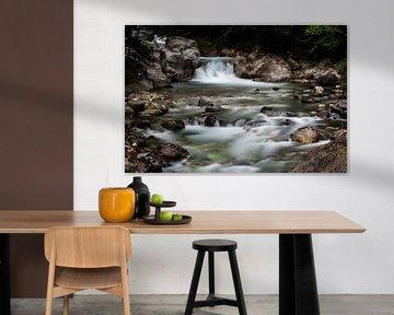Waterval von Wim Slootweg