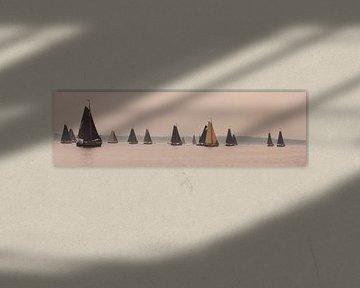 Botters (antieke zeilschepen) von Brian Morgan
