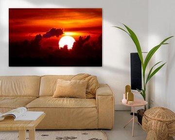 Sunset Salsa van Loraine van der Sande