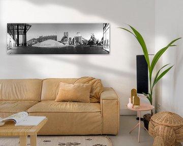 Nieuw Eindhoven II, zwartwit von Sean Vos