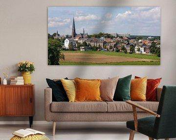 Panorama Vaals van John Kreukniet