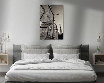 Oude ENKA-fabriek in Ede von Arthur van Iterson