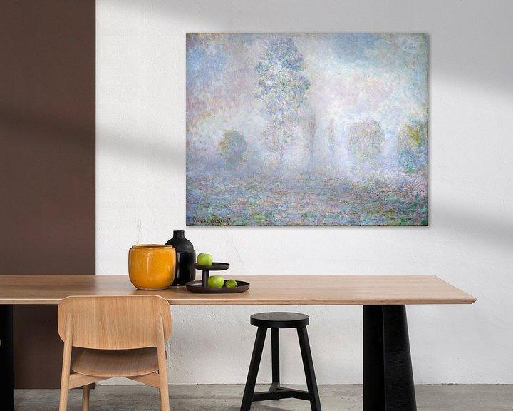 Beispiel: Morgendunst, Claude Monet
