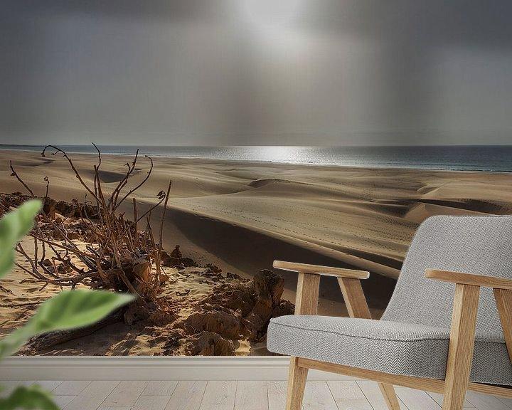 Impression: Boa Vista sand dunes sur Giovanni della Primavera