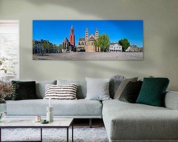Panorama Vrijthof Maastricht