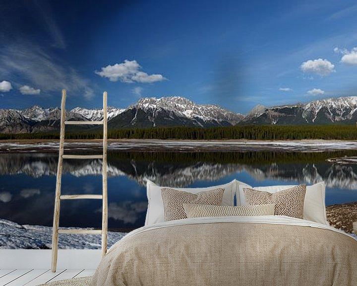Impression: Lower lake Canada sur Menno Schaefer
