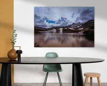 Norway Landscape von Helga van de Kar