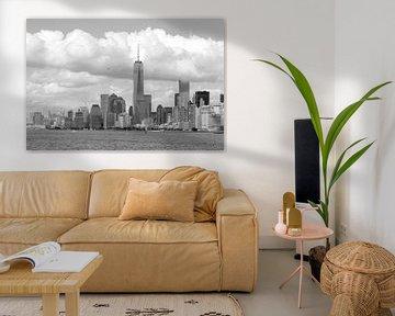 New York in zwart-wit