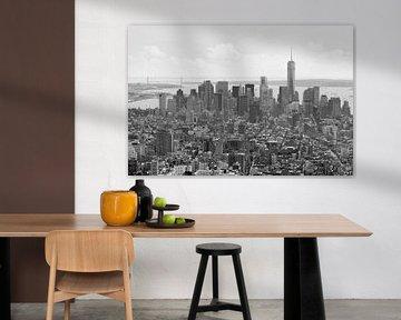 Manhattan, New York von Teuni's Dreams of Reality
