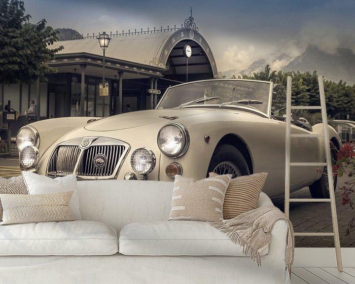 Sfeerimpressie behang: Bellagio revisited by MG van juvani photo